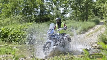 Test: Africa Twin True Adventure: impolverati e felici