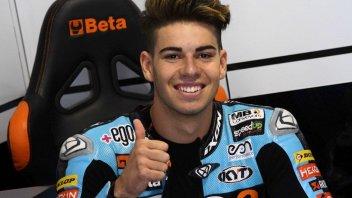 Moto2: Pons ha scelto: Augusto Fernandez al posto di Hector Barberà
