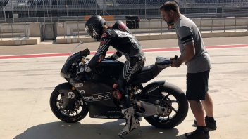 Moto2: Surprise at Aragon: Folger on the Kalex-Triumph