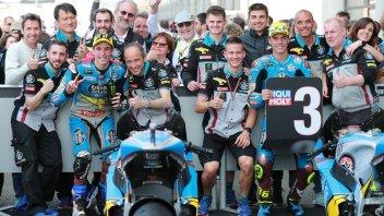 Moto2: Marc VDS conferma il proprio impegno per il resto della stagione
