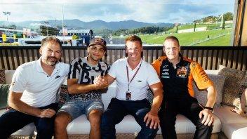 Moto2: Jorge Martin con KTM per i prossimi due anni