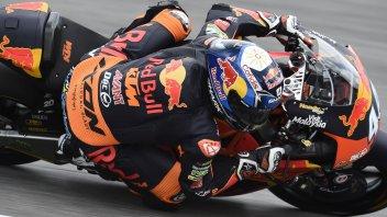 Moto2: Oliveira brucia Baldassarri e vince al Mugello