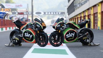 Moto2: Il team Sky veste il tricolore al Mugello