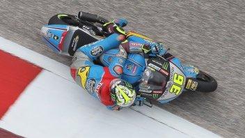 Moto2: FP2: Mir brucia Lowes e Bagnaia, 4° Pasini, 10° A. Marquez