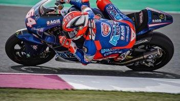 Moto2: FP3: ruggito di Pasini, 1° davanti a Mir e Lowes, 20° Bagnaia