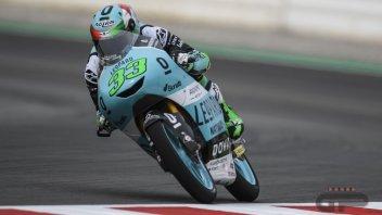 Moto3: Bastianini conquista la pole a Barcellona, 9° Bezzecchi