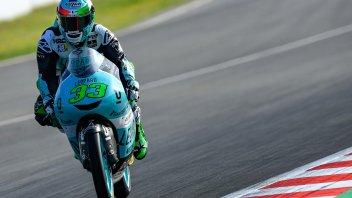 Moto3: Bastianini re di Barcellona, 2° Bezzecchi