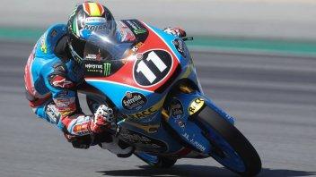 Moto3: CEV: ritorno con vittoria per Garcia, 4° Pagliani