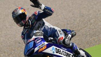 Moto3: Martin perfetto, 2° Bezzecchi davanti a Di Giannantonio