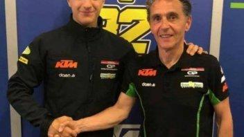 Moto3: Stefano Nepa e team CIP insieme per tutto il 2018