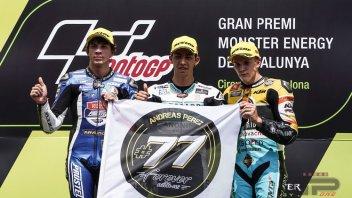 Moto3: Bastianini: da ora inizia il divertimento