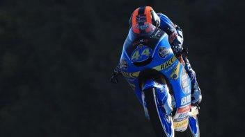 Moto3: FP2: Martin cade, Canet si prende la vetta, 5° Bulega