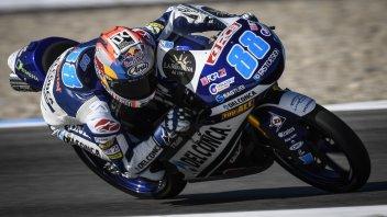 Moto3: FP1: Martin subito in vetta ad Assen, Bezzecchi 2°