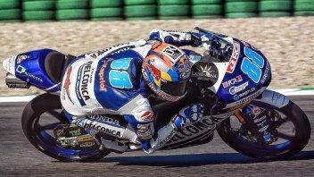Moto3: Martin beffa Bastianini, Bulega, torna in prima fila