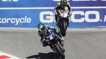 MotoAmerica: A Laguna Seca vince Beaubier, Elias cade due volte
