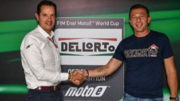 MotoE: Dell'Orto and Energica together for three seasons