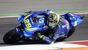 """MotoGP: Assen, Iannone: """"la strategia di Brivio? Suzuki finisce le gomme comunque"""""""