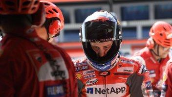 MotoGP: Dovizioso: di cosa ho bisogno? solo di stare tranquillo