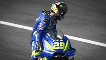 MotoGP: Iannone: Not being on the front row is irritating