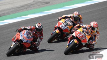 MotoGP: Marquez and Lorenzo to make up Honda's future battleship