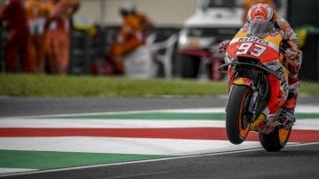 MotoGP: Marc Marquez King of the late brakers at Mugello
