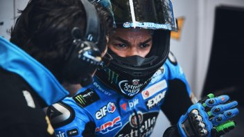 MotoGP: Morbidelli: Today I followed Marc, tomorrow I choose Vale