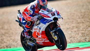 MotoGP: Petrucci: tomorrow morning will be a battle