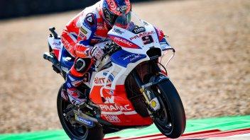 MotoGP: Petrucci: domani mattina sarà una battaglia