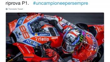 MotoGP: Biaggi: Ducati, what a mistake to let go Lorenzo!