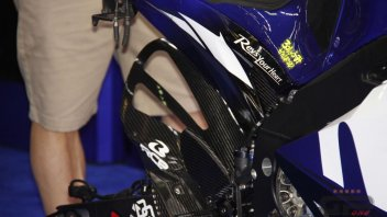 MotoGP: Rossi keeps the tires cool on the Yamaha