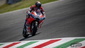 MotoGP: Dovizioso: al Mugello una lotta tra italiani