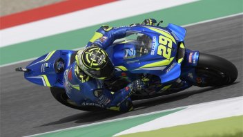 MotoGP: Iannone e la Suzuki spaventano Marquez e Dovizioso