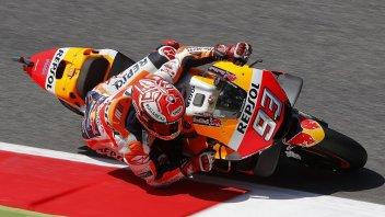 MotoGP: Marquez: Win tomorrow? I'll avoid any craziness