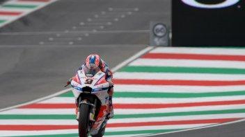 MotoGP: Petrucci: la caduta di Pirro? Quel punto è diventato pericoloso