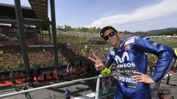 MotoGP: Rossi: I'm 2nd in the standings but not in the running for the title