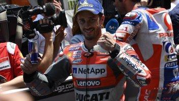 MotoGP: Dovizioso: la strategia? dovrò improvvisarla