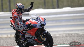 MotoGP: Warm Up in rosso: Dovi e Rabat davanti a Valentino