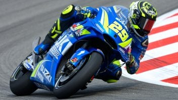 MotoGP: Iannone: I'm on the track to race, not to play