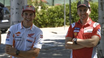 MotoGP: Marquez: Lorenzo? I wanted a strong partner, but not like this