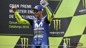 MotoGP: Rossi: non si vince il Mondiale arrivando terzi