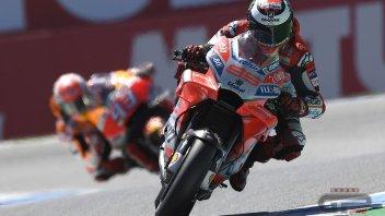 MotoGP: Lorenzo: il 10° tempo? più sorpreso che deluso