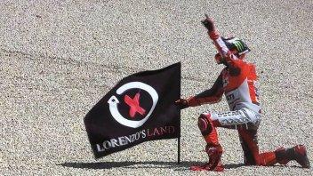 MotoGP: Le Rosse davanti a Rossi: il Mugello è Lorenzoland!