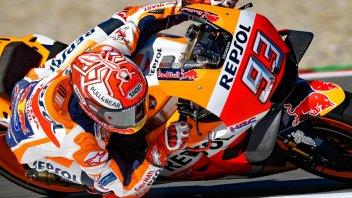 MotoGP: FP3: Marquez brucia Vinales per 1/1000, 4° Rossi