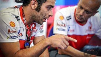 MotoGP: Frattura per Petrucci: ma non mi limiterà ad Assen