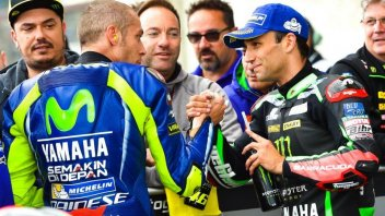 """MotoGP: Zarco trusts in Rossi: """"If he's strong, I can be too"""""""