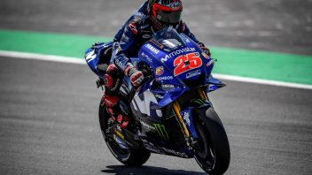 MotoGP: FP2: Yamaha on the up with Vinales, 1st ahead of Iannone