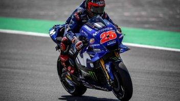 MotoGP: FP2: Yamaha alla riscossa con Vinales, 1° davanti a Iannone