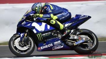 "MotoGP: Fumata nera per Rossi: ""niente di speciale nei test"""