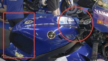 MotoGP: Rossi come Lorenzo: nuovo serbatoio per i test