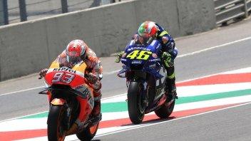 MotoGP: Assen: i bookmaker non credono in Rossi, Marquez il favorito